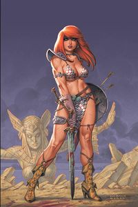 [Red Sonja #18 (Linsner Limited Virgin Cover) (Product Image)]