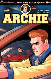 [Archie #21 (Cover A Reg Pete Woods) (Product Image)]