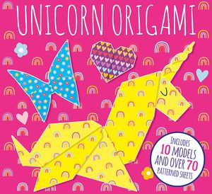 [Unicorn Origami (Product Image)]