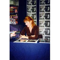 [Patricia Tallman Signing (Product Image)]