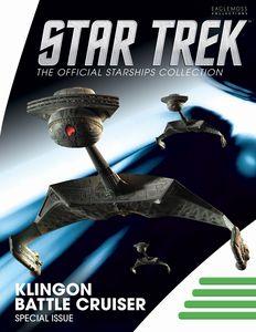 [Star Trek: Starships XL #18: Klingon Ktinga-Class Battle Cruiser (Product Image)]