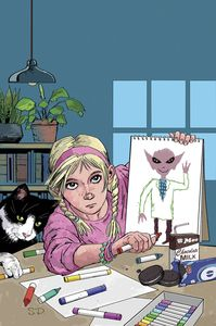 [Resident Alien: Sam Hain Mystery #3 (Product Image)]