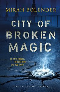 [City Of Broken Magic (Product Image)]