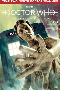[Doctor Who: 13th Doctor: Season Two #3 (Cover B Photo) (Product Image)]
