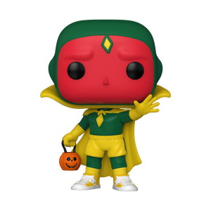[Marvel: WandaVision: Pop! Vinyl Figure: Vision (Halloween) (Product Image)]