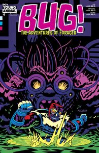 [Bug The Adventures Of Forager #4 (Variant Edition) (Product Image)]