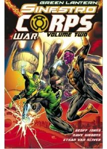 [Green Lantern: Sinestro Corps War: Volume 2 (Titan Edition) (Product Image)]