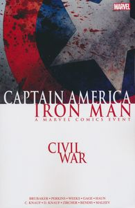 [Civil War: Captain America/Iron Man (Product Image)]