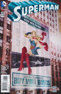 [Superman #43 (Bombshells Variant Edition) (Product Image)]