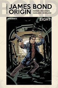 [James Bond: Origin #8 (Cover C Sliney) (Product Image)]