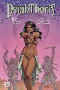 [Dejah Thoris (2019) #2 (Cover C Linsner) (Product Image)]