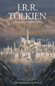 [The Fall Of Gondolin (Hardcover) (Product Image)]