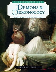 [The Encyclopedia Of Demons & Demonology (Product Image)]