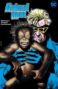 [Animal Man By Grant Morrison: Book 2 (30th Anniversary Deluxe Edition Hardcover) (Product Image)]