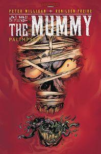 [The Mummy #5 (Cover A Mccrea) (Product Image)]