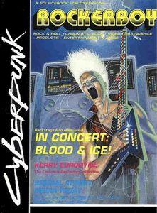 [Cyberpunk 2020: Rockerboy (Product Image)]