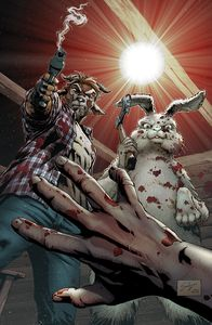 [Man Goat & Bunny Man #1 (Cover A Salazar) (Product Image)]