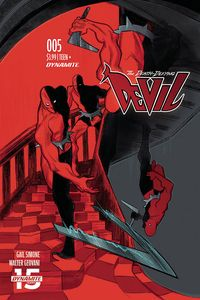 [Death-Defying Devil #5 (Cover B Henderson) (Product Image)]