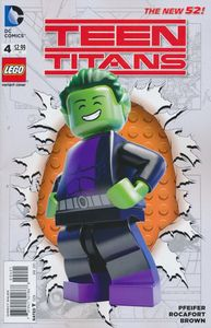 [Teen Titans #4 (Lego Variant Edition) (Product Image)]
