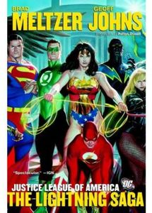 [JLA: Volume 2: Lightning Saga (Product Image)]