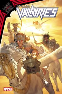 [King In Black: Return Of Valkyries #1 (Product Image)]