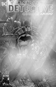 [Detective Comics #1000 (Lee Silver Foil Variant) (Product Image)]