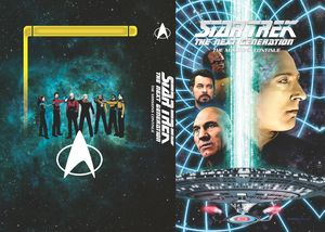 [Star Trek: The Next Generation: Missions Continue (Hardcover) (Product Image)]