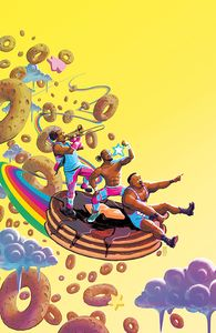 [WWE: The New Day: Power Of Positivity #2 (Cover A Bayliss) (Product Image)]