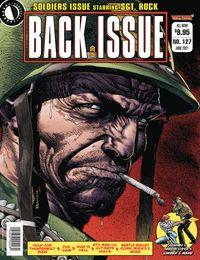 [The cover for Back Issue #127]