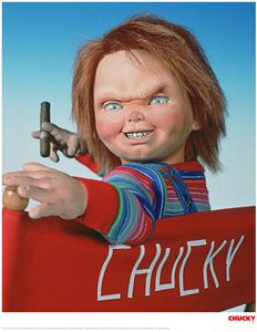[Child's Play: Limited Edition Print: Director Chucky (Product Image)]