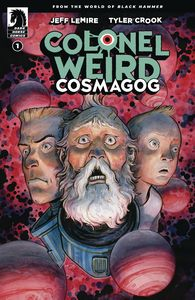 [Colonel Weird: Cosmagog #1 (Cover A Crook) (Product Image)]