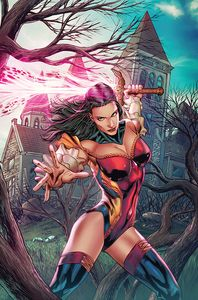 [Grimm Fairy Tales #41 (Cover A Vitorino) (Product Image)]