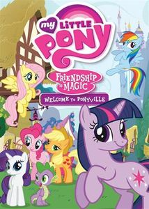 [My Little Pony: Welcome To Ponyville (Product Image)]