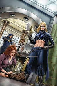 [Musketeers #1 (Cover B Atkins) (Product Image)]