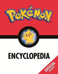[Pokemon: The Official Encyclopedia (Hardcover) (Product Image)]