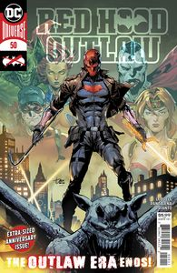 [Red Hood: Outlaw #50 (Product Image)]