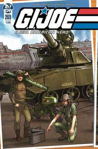 [Gi Joe: A Real American Hero #269 (Cover B Sullivan) (Product Image)]