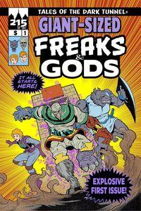 [Freaks & Gods (Giant Sized One Shot) (Product Image)]