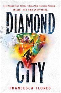 [Diamond City (Hardcover) (Product Image)]