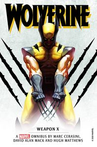 [Marvel Classic Novels: Wolverine: Weapon X: Omnibus (Product Image)]