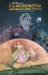 [Jim Henson's Labyrinth: Coronation: Volume 3 (Hardcover) (Product Image)]