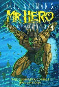 [Neil Gaiman's Mr Hero: Volume 1 (Hardcover) (Product Image)]
