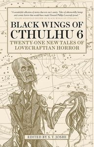 [Black Wings Of Cthulhu: Volume 6 (Product Image)]