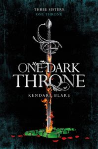 [One Dark Throne (Signed Edition) (Product Image)]