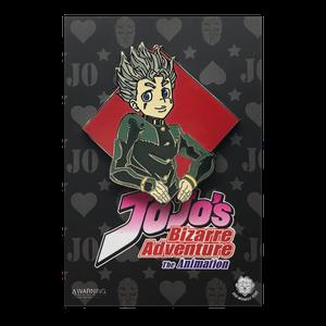 [Jojos Bizarre Adventure: Enamel Pin Badge: Diamond Koichi (Product Image)]