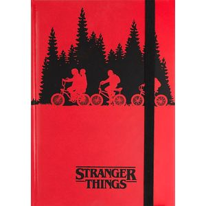 [Stranger Things: A5 Premium Notebook: Upside Down (Product Image)]
