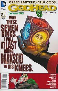 [Green Lantern: New Gods #1 (Godhead) (Product Image)]