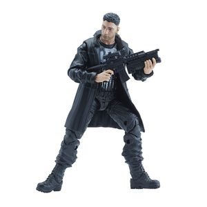 [Marvel Knights: Marvel Legends Action Figure: The Punisher (Product Image)]