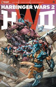 [Harbinger Wars 2 #4 (Cover A Jones) (Product Image)]