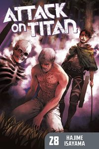 [Attack On Titan: Volume 28 (Product Image)]